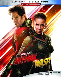 [Blu-Ray Review] 'Ant-Man And The Wasp': Available On 4K Ultra HD, Blu-ray & DVD October 16, 2018 From Marvel Studios 1
