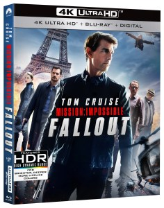 'Mission: Impossible - Fallout'; Arrives On Digital November 20 & On 4K Ultra HD, Blu-ray & DVD December 4, 2018 From Paramount 1