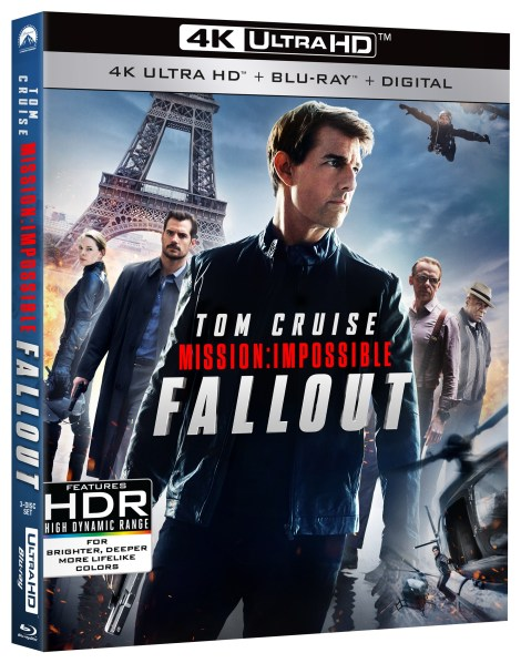 'Mission: Impossible - Fallout'; Arrives On Digital November 20 & On 4K Ultra HD, Blu-ray & DVD December 4, 2018 From Paramount 3