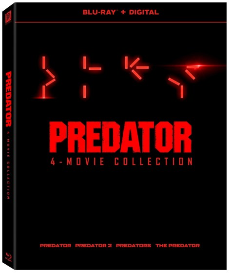 'The Predator'; The Shane Black Directed Sequel Arrives On Digital November 27 & On 4K Ultra HD, Blu-ray & DVD December 18, 2018 From Fox Home Ent. 4