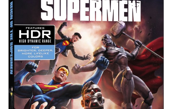 Trailer, Artwork & Release Details For 'Reign Of The Supermen'; Arrives On Digital January 15 & On 4K Ultra HD, Blu-ray & DVD January 29, 2019 From DC & Warner Bros 10
