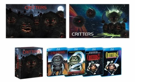 'The Critters Collection'; Full Details Revealed For The 4-Disc Blu-ray Box Set Arriving November 27, 2018 From Scream Factory 1