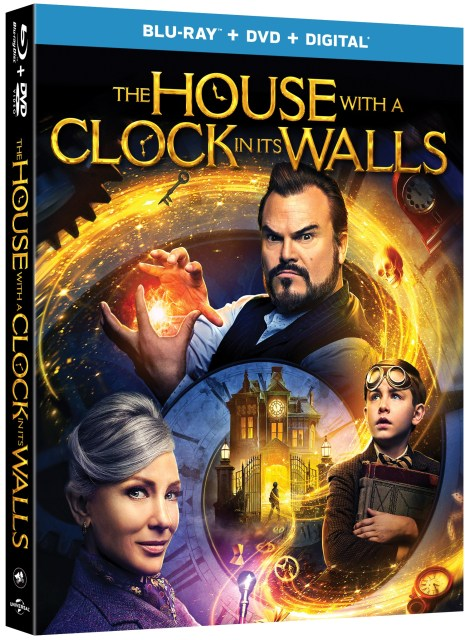 'The House With A Clock In Its Walls'; Arrives On Digital November 27 & On 4K Ultra HD, Blu-ray & DVD December 18, 2018 From Universal 6