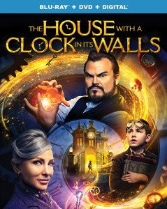 [Blu-Ray Review] 'The House With A Clock In Its Walls': Now Available On 4K Ultra HD, Blu-ray, DVD & Digital From Universal 1