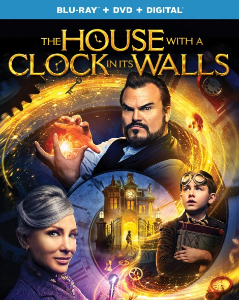 'The House With A Clock In Its Walls'; Arrives On Digital November 27 & On 4K Ultra HD, Blu-ray & DVD December 18, 2018 From Universal 7