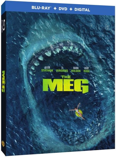 'The Meg'; Arrives On Digital October 30 & On 4K Ultra HD, Blu-ray & DVD November 13, 2018 From Warner Bros 5