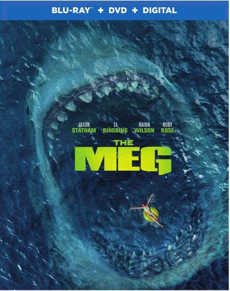 'The Meg'; Arrives On Digital October 30 & On 4K Ultra HD, Blu-ray & DVD November 13, 2018 From Warner Bros 6
