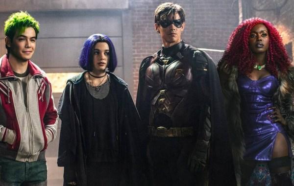 DC Universe Gives Early Season 2 Renewal To 'Titans' 34