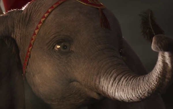 The New Trailer & Poster For Disney's Live-Action 'Dumbo' Movie Show Magic Is Real 7