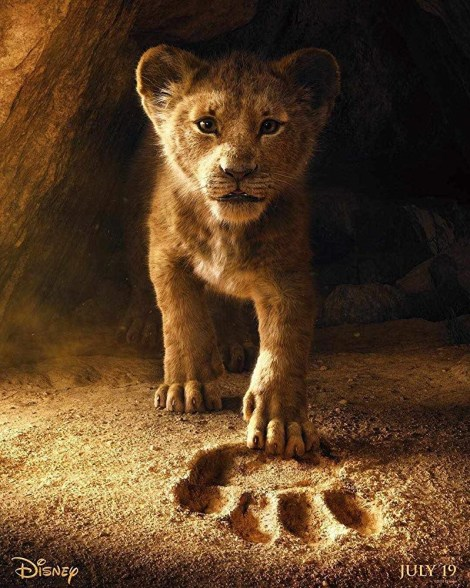 The First Trailer & Poster For Disney's Live-Action 'The Lion King' Movie Have Arrived 2
