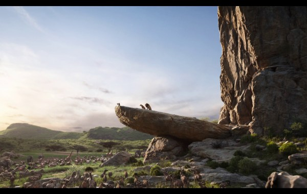 The First Trailer & Poster For Disney's Live-Action 'The Lion King' Movie Have Arrived 1