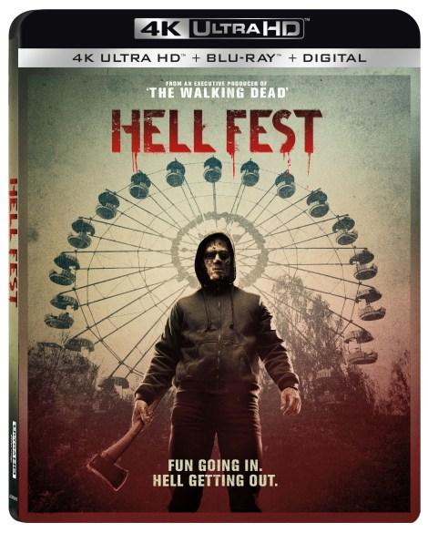 'Hell Fest'; Arrives On Digital December 21, 2018 & On 4K Ultra HD, Blu-ray & DVD January 8, 2019 From Lionsgate 4