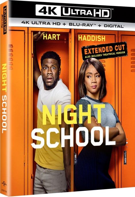 'Night School'; Arrives On Digital December 11, 2018 & On 4K Ultra HD, Blu-ray & DVD January 1, 2019 From Universal 15
