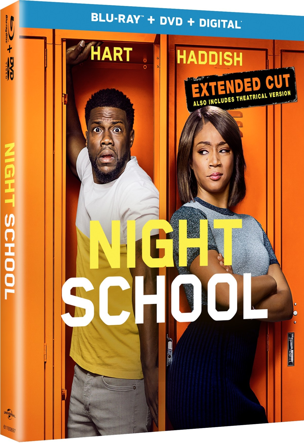 [GIVEAWAY] Win 'Night School' On Blu-ray: Available On 4K Ultra HD, Blu-ray & DVD January 1, 2019 From Universal 12