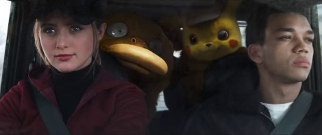 The First Trailer & Poster For The Live-Action 'Pokémon Detective Pikachu' Movie Bring The Poké-World To Life! 1