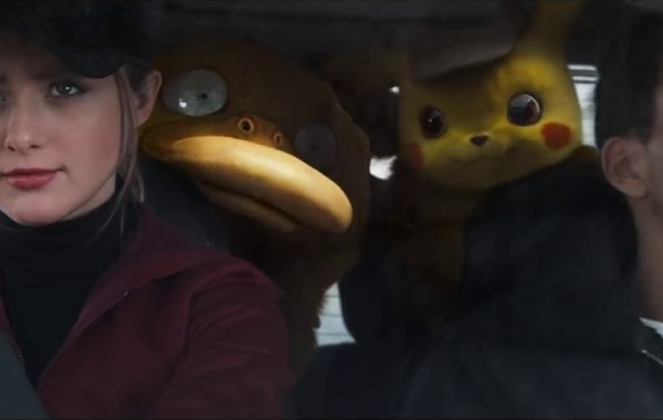 The First Trailer & Poster For The Live-Action 'Pokémon Detective Pikachu' Movie Bring The Poké-World To Life! 13