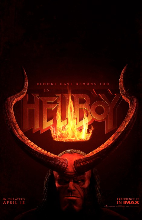 The First Trailer For The New 'Hellboy' Movie Starring David Harbour Is Here To Smash Evil! 2