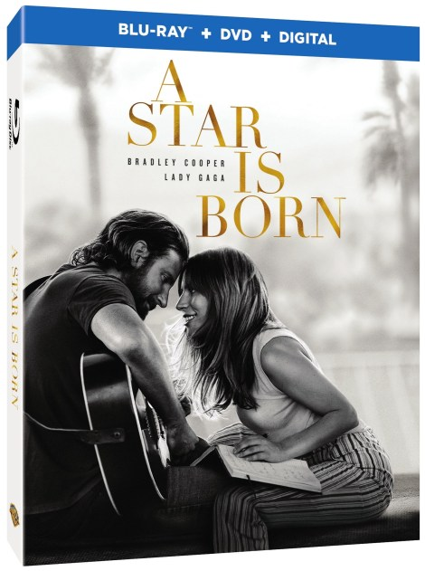 'A Star Is Born'; The Acclaimed Film Starring Bradley Cooper & Lady Gaga Arrives On Digital January 15 & On 4K Ultra HD, Blu-ray & DVD February 19, 2019 From Warner Bros 4