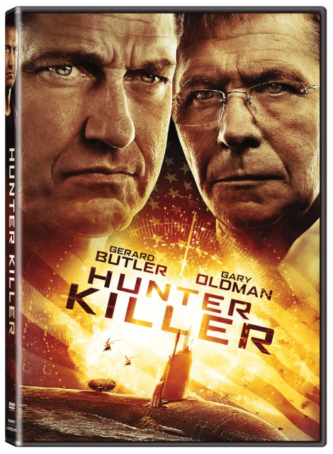 'Hunter Killer'; Arrives On Digital January 15 & On 4K Ultra HD, Blu-ray & DVD January 29, 2019 From Lionsgate 6