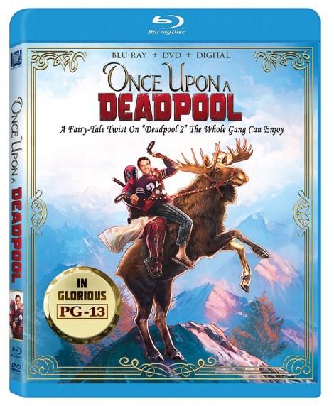 'Once Upon A Deadpool'; The PG-13 Fairytale Twist On 'Deadpool 2' Arrives On Blu-ray & Digital January 15, 2019 From Fox Home Ent. 4
