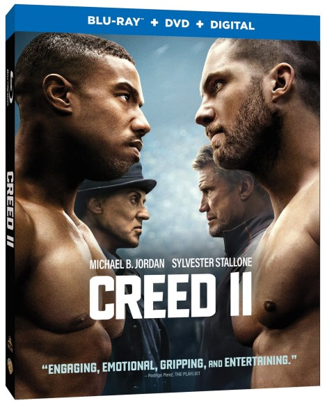'Creed II'; Arrives On Digital February 12 & On 4K Ultra HD, Blu-ray & DVD March 5, 2019 From MGM & Warner Bros 4