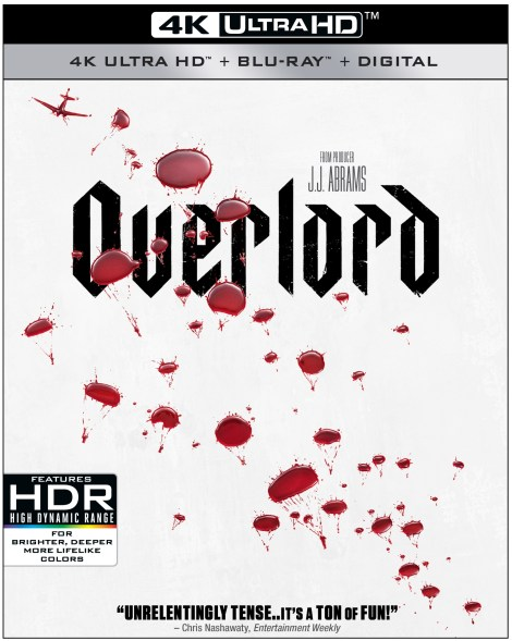 'Overlord'; Arrives On Digital February 5 & On 4K Ultra HD, Blu-ray & DVD February 19, 2019 From Paramount 5