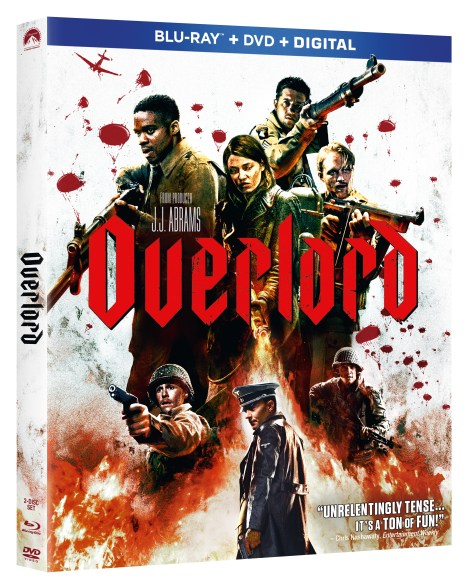 'Overlord'; Arrives On Digital February 5 & On 4K Ultra HD, Blu-ray & DVD February 19, 2019 From Paramount 6
