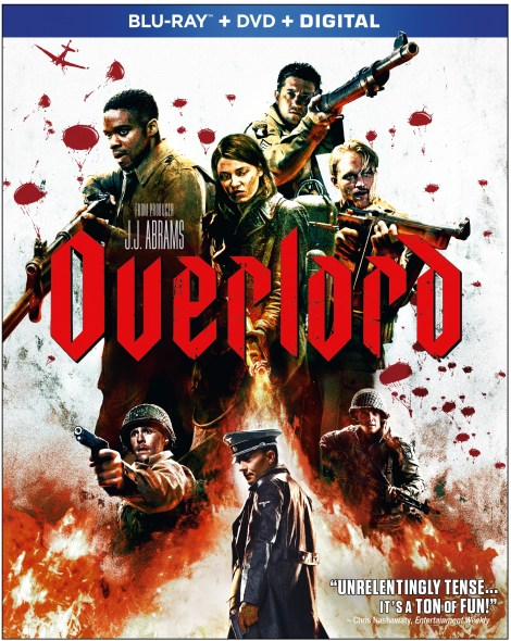 'Overlord'; Arrives On Digital February 5 & On 4K Ultra HD, Blu-ray & DVD February 19, 2019 From Paramount 7