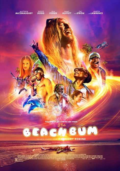 The New Red Band Trailer & Poster For Harmony Korine's 'The Beach Bum' Soak Up The Sun 2