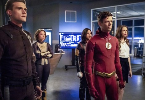 The CW Grants Renewals To 10 Series Including 'The Flash', 'Supernatural', 'Arrow', 'Charmed', 'Supergirl', 'Black Lightning', 'Legacies', 'Riverdale' & More! 4