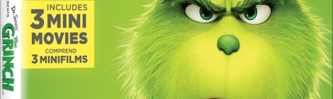 Illumination Presents Dr. Seuss' 'The Grinch'; Arrives On Digital January 22 & On 4K Ultra HD, 3D Blu-ray, Blu-ray & DVD February 5, 2019 From Illumination & Universal 8
