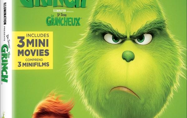 Illumination Presents Dr. Seuss' 'The Grinch'; Arrives On Digital January 22 & On 4K Ultra HD, 3D Blu-ray, Blu-ray & DVD February 5, 2019 From Illumination & Universal 49