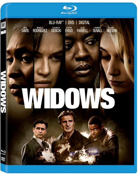 'Widows'; The Heist Thriller From Director Steve McQueen Arrives On 4K Ultra HD, Blu-ray & DVD February 5, 2019 From Fox Home Ent. 12