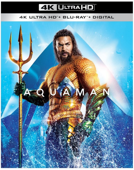 'Aquaman'; Arrives On Digital March 5 & On 4K Ultra HD, Blu-ray & DVD March 26, 2019 From DC & Warner Bros 3