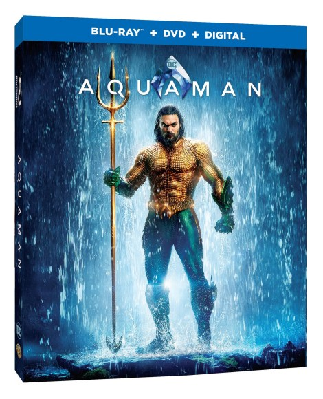 'Aquaman'; Arrives On Digital March 5 & On 4K Ultra HD, Blu-ray & DVD March 26, 2019 From DC & Warner Bros 4