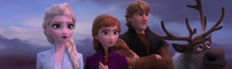 The Magic Returns In The Teaser Trailer & Poster For Disney's 'Frozen 2' 5