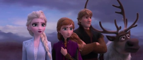 The Magic Returns In The Teaser Trailer & Poster For Disney's 'Frozen 2' 1