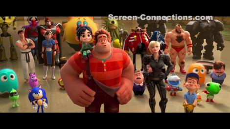 [Blu-Ray Review] 'Ralph Breaks The Internet': Available On 4K Ultra HD, Blu-ray & DVD February 26, 2019 From Disney 11