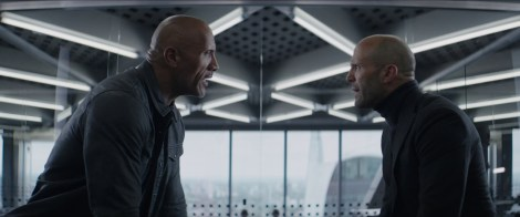 The Debut Trailer & Poster For 'Fast & Furious Presents: Hobbs & Shaw' Bring The Action & Laughs 1
