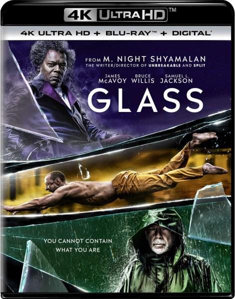 M. Night Shyamalan's 'Glass'; Arrives On Digital April 2 & On 4K Ultra HD, Blu-ray & DVD April 16, 2019 From Universal 17