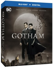 [Blu-Ray Review] 'Gotham: The Fifth And Final Season': Now Available On Blu-ray & DVD From DC & Warner Bros 1