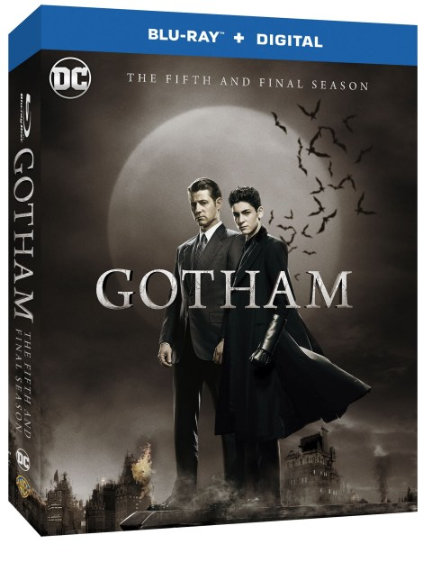 =New Release Date= 'Gotham: The Fifth & Final Season' & 'Gotham: The Complete Series'; Arriving On Blu-ray & DVD July 9, 2019 From DC & Warner Bros 3