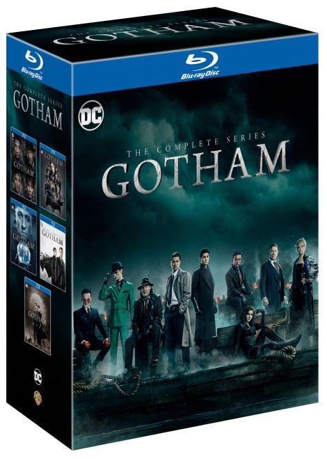 =New Release Date= 'Gotham: The Fifth & Final Season' & 'Gotham: The Complete Series'; Arriving On Blu-ray & DVD July 9, 2019 From DC & Warner Bros 4