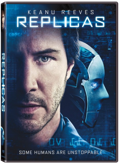 'Replicas'; Arrives On Digital April 2 & On Blu-ray & DVD April 16, 2019 From Lionsgate 5