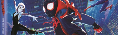 'Spider-Man: Into The Spider-Verse'; Arrives On Digital February 26 & On 4K Ultra HD, Blu-ray & DVD March 19, 2019 From Sony Pictures 2