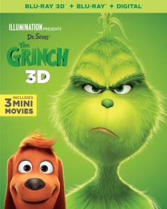 [Blu-Ray Review] Dr. Seuss' 'The Grinch' 3D: Now Available On 4K Ultra HD, 3D Blu-ray, Blu-ray, DVD & Digital From Illumination & Universal 1