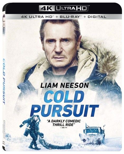 'Cold Pursuit'; The Thriller Starring Liam Neeson Arrives On Digital May 3 & On 4K Ultra HD, Blu-ray & DVD May 14, 2019 From Lionsgate 4