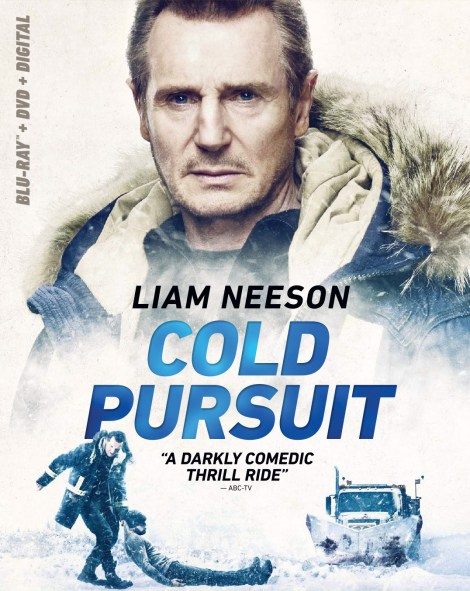 'Cold Pursuit'; The Thriller Starring Liam Neeson Arrives On Digital May 3 & On 4K Ultra HD, Blu-ray & DVD May 14, 2019 From Lionsgate 5