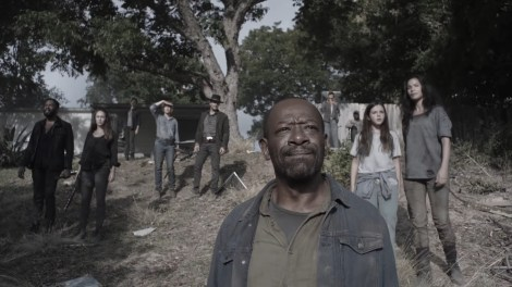 Watch The Official 4 Minute Trailer For Season 5 Of AMC's 'Fear The Walking Dead' 1
