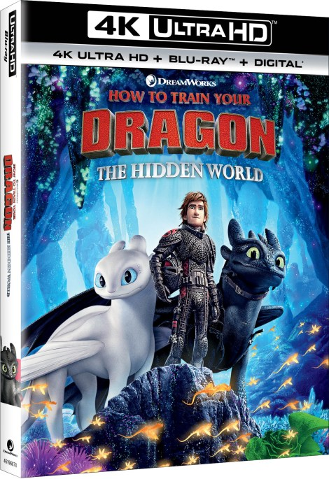 =New Digital Release Date= 'How To Train Your Dragon: The Hidden World'; Arrives On Digital April 30 & On 4K Ultra HD, Blu-ray & DVD May 21, 2019 From Dreamworks & Universal 5